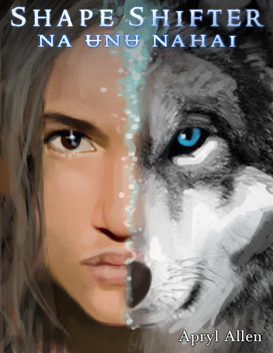 Shape Shifter the Trilogy book cover | Author Apryl Allen