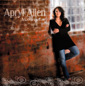 Apryl Allen | Morningstar album cover