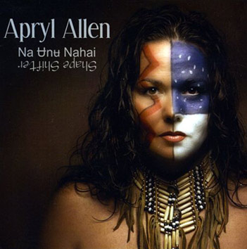Apryl Allen | Shape Shifter Album cover